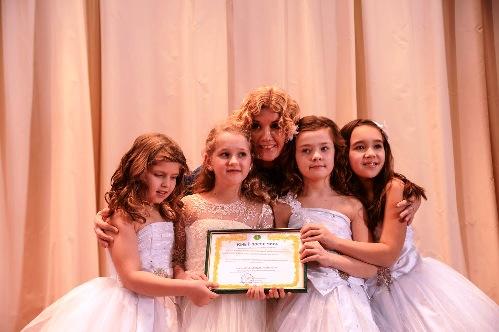 Фестиваль «Дети — Ангелы мира»