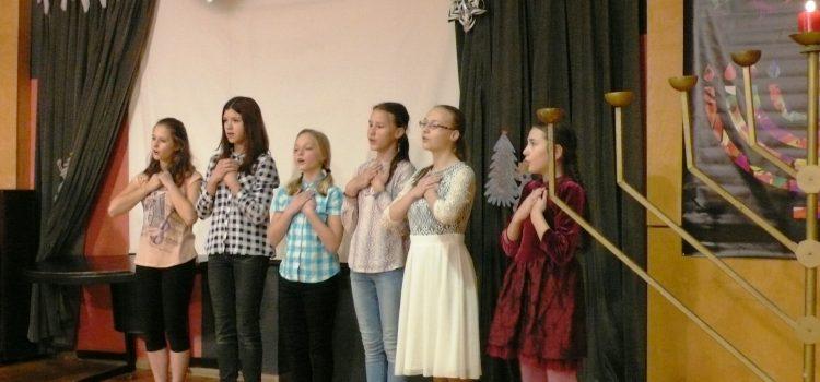 Мюзикл » Сказка о Нежалейке» в Московском еврейском общинном доме