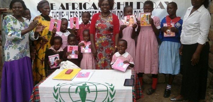 Благотворительная акция «Дети России — детям Африки»