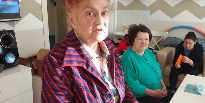 Акция «От сердца к сердцу» для пожилых людей